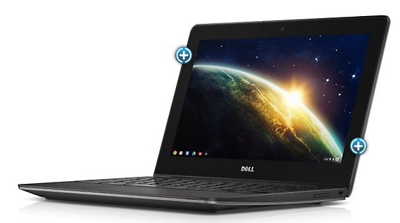 Dell Chromebook 11 - 1