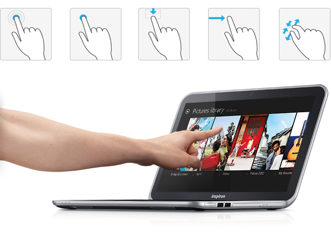 Dell Inspiron 15z – Powerful and Stylish